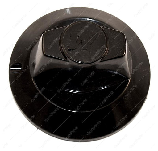 Kn011 Black Plastic Knob Knobs Type