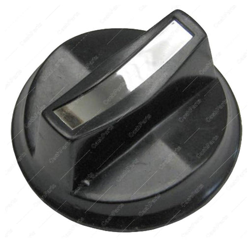 Kn101 Black Plastic Valve Knob Knobs Type