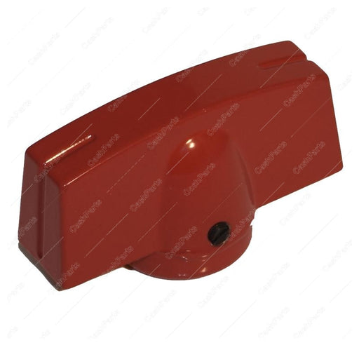 Kn218 Red Aluminum Knob Rectangle Knobs Type