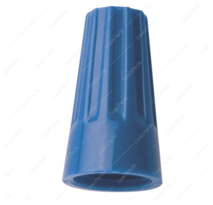 Mlx024 Pack Of 100 Blue Plastic Wire Nuts