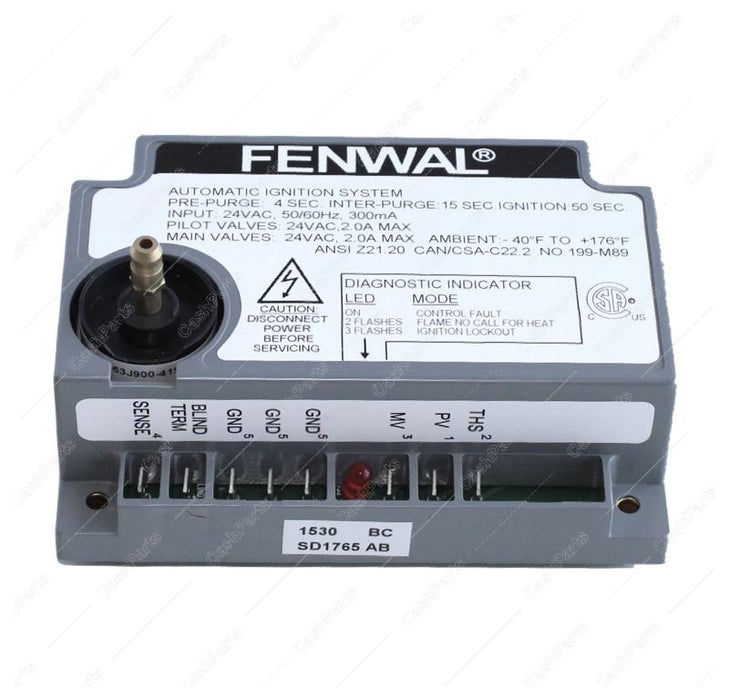 Mod204 Fenwal 24V Ignition