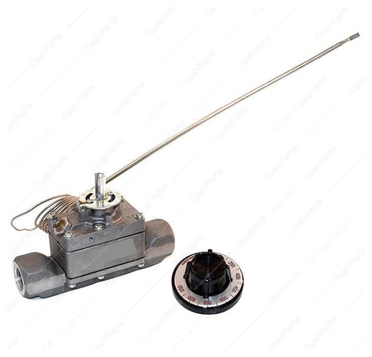 Stat098 Thermostat 300F-650F