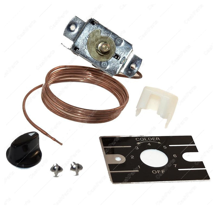 Stat108 Thermostat -25F To -1F Refrigeration Controls