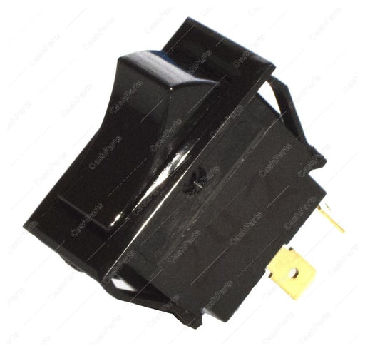 Sw242 Black Rocker Switch 20A 125/277V Dpst Electrical Switches