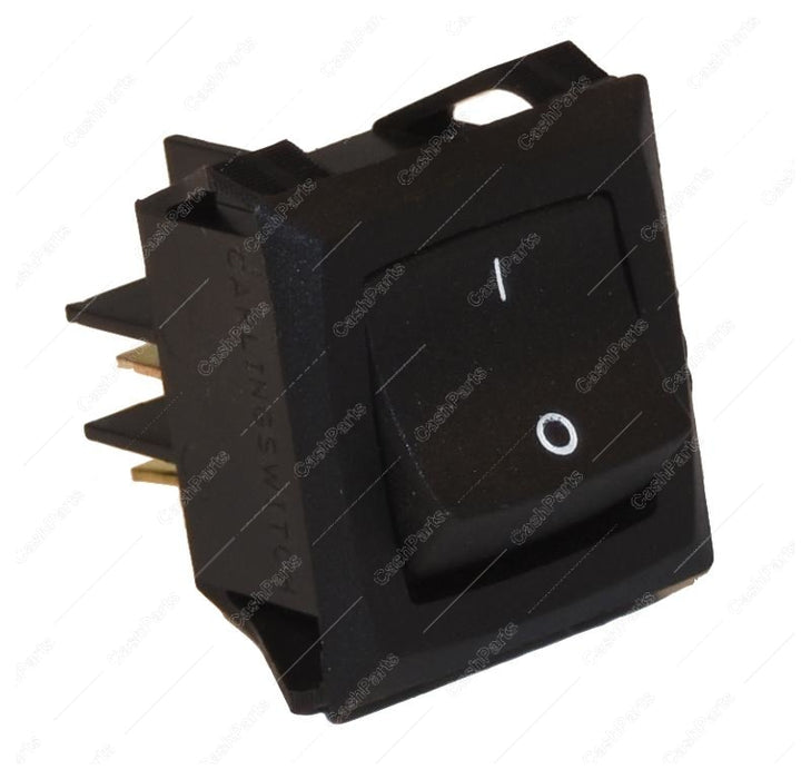 Sw288 Black Rocker 20A 125Vac 15A 250Vac Electrical Switches