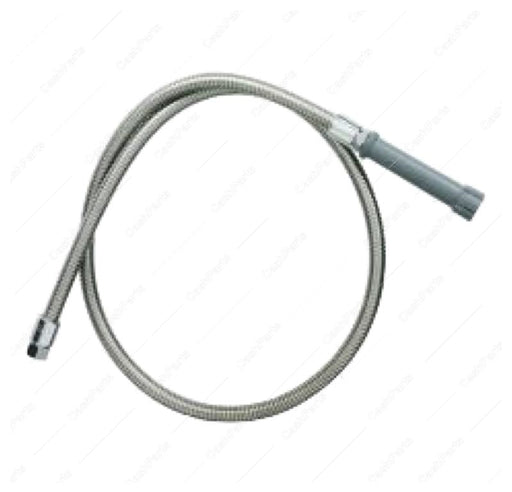 Tsb003 S/S Pre-Rinse Flex Hose & Handle 44In PLUMBING