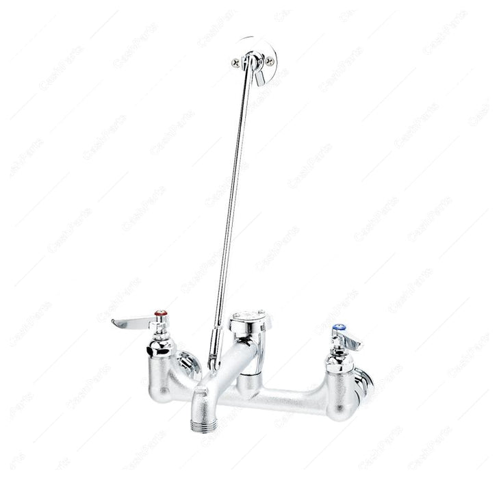 Tsb012 Wall Mount Service Sink Faucet 8In Centers PLUMBING