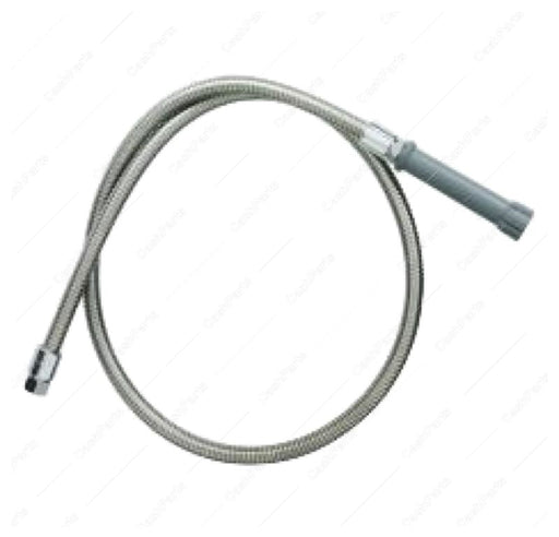 Tsb047 S/S Pre-Rinse Flex Hose & Handle 84In PLUMBING