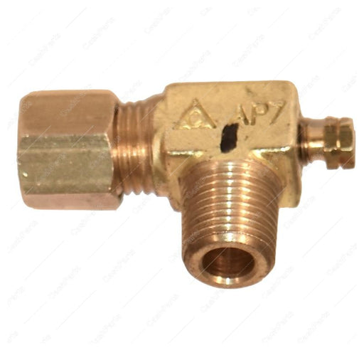 Vlv109 1/8In Mpt X 3/16In Cct Gas Fittings