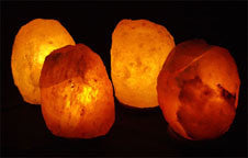 Natural Himalayan Salt Lamp - Mini (3-5#)