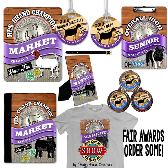 Awards by Stock Show Gear