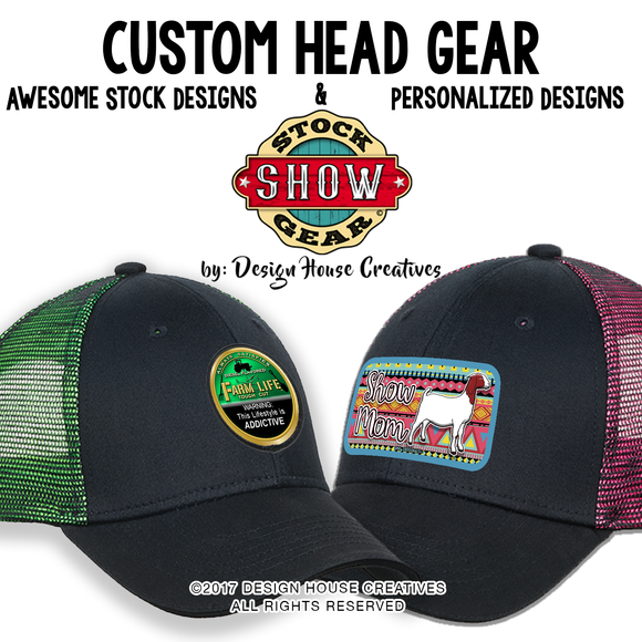 Stock Show Gear Headware