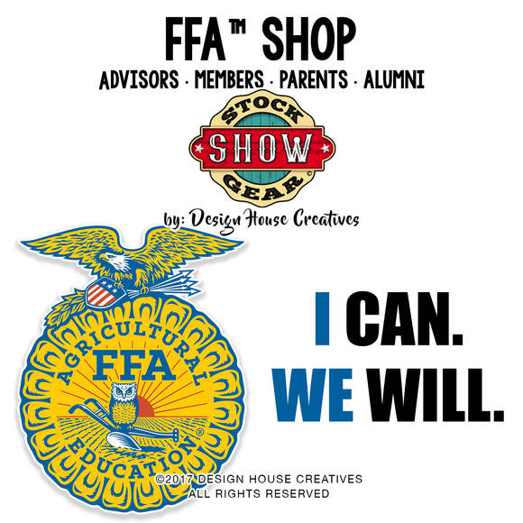 Stock Show Gear FFA™ Shop