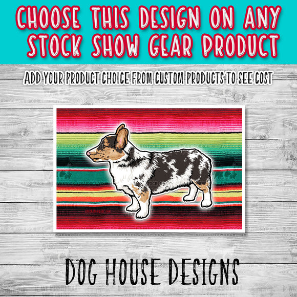 Dog House Pre-Created Designs