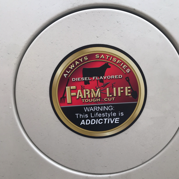 Farm Life Can™ Magnet