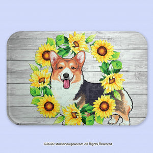 Corgi Glass Cutting Boards