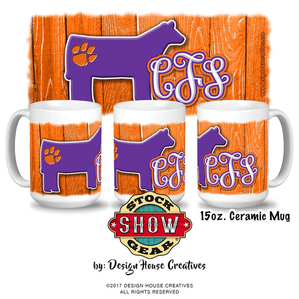 Stock Show Gear Personalized Mug