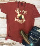 American Tradition Lamb Show Ring T-shirt