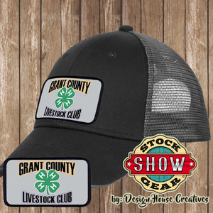 Grant County Livestock Club Hat
