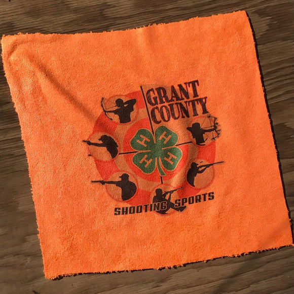 Grant County Shooting Sports Towel