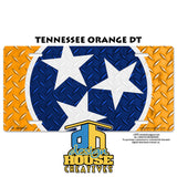 Tennessee TriStar Walking Horse License Plate