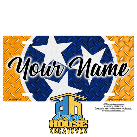 Tennessee License Plates – Tagged