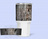 30oz. Stainless Steel Tumblers - Customize