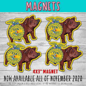 FFA™ Duroc Magnets