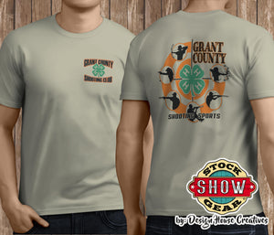 Grant County Shooting Sports Team T-shirt
