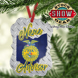 FFA™ State Degree Ornament