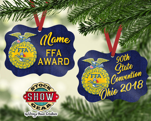 Ohio FFA™ Award Ornament