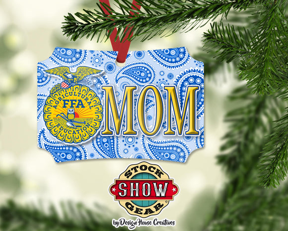 FFA™ Mom Ornament
