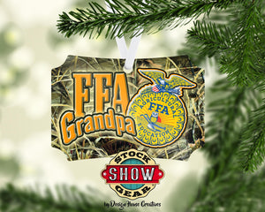 FFA™  Grandpa Ornament