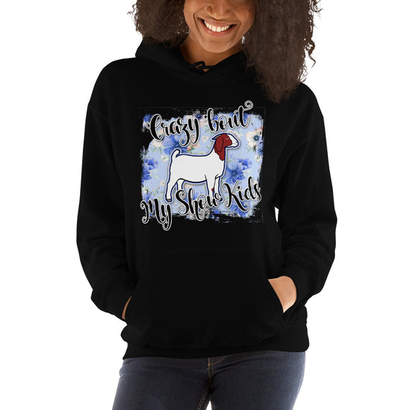 Crazy Momma Goat Hoodie