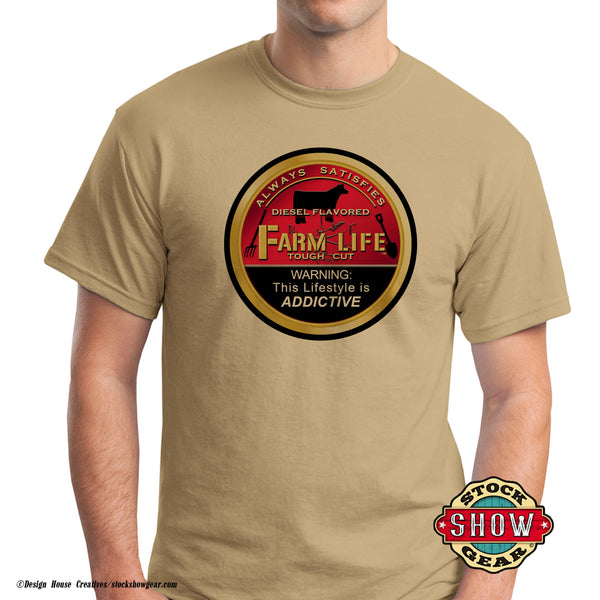 Farm Life Can™ T-shirts