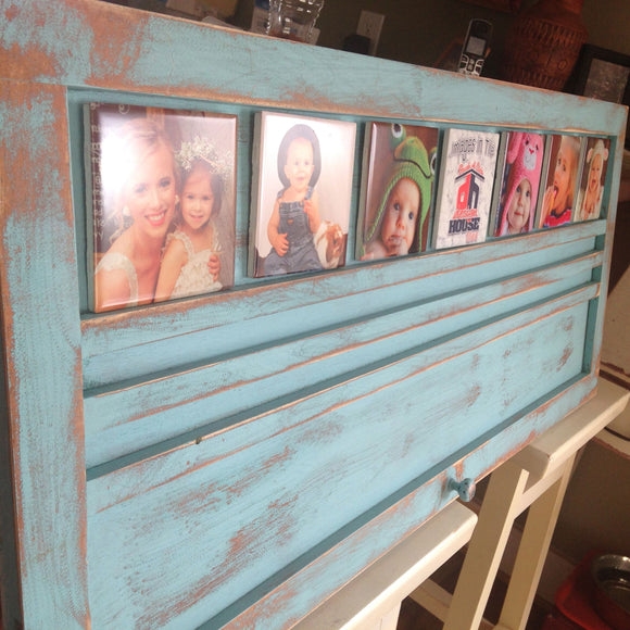 DHC Distressed Photo Tile Frame