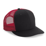 Hat/Shield Patch 6 Panel Structured Hat
