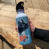Hampshire Pig Stainless Steel Water Bottle