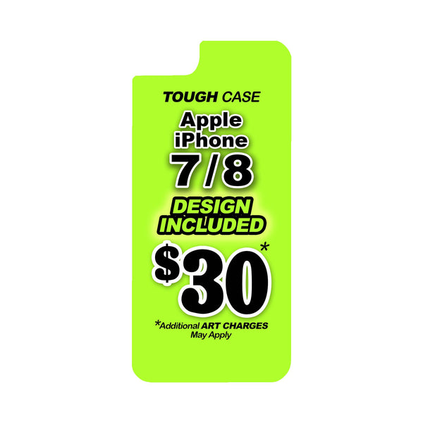 iPhone 7/8 Tough Case
