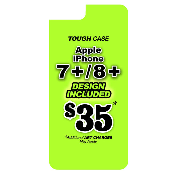 iPhone 7+/8+ Tough Case