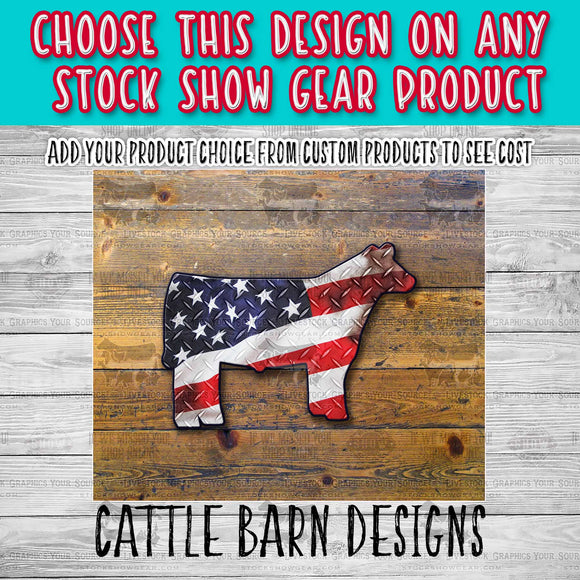 USA Steer Design