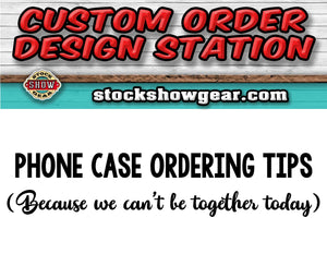 Video Help - Phone Cases - Watch Now!