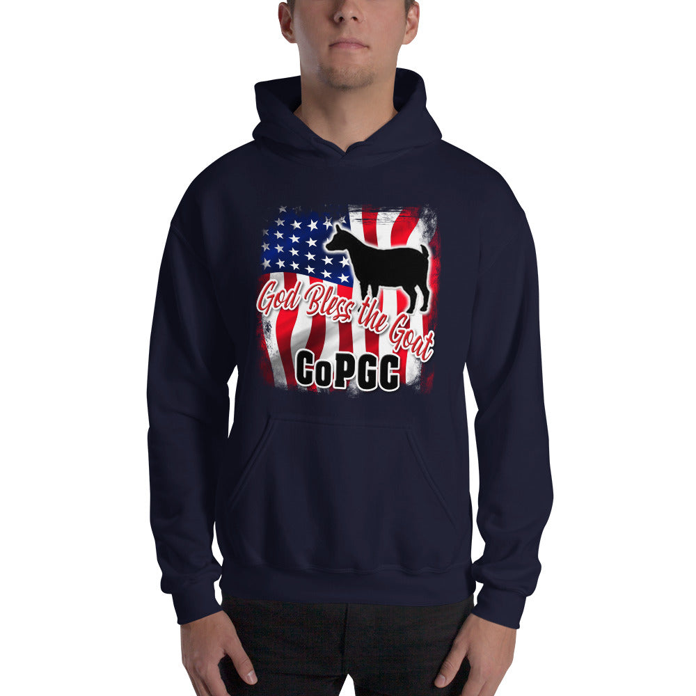 Colorado Pygmy Goat Club Hooded Sweatshirt
