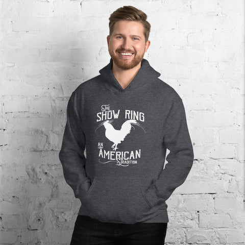 American Show Ring Tradition Hoodie - Rooster