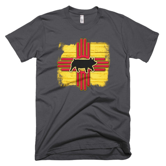 New Mexico Livestock T-shirt - Pig