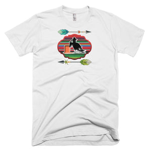 Barrel Racer Short-Sleeve T-Shirt