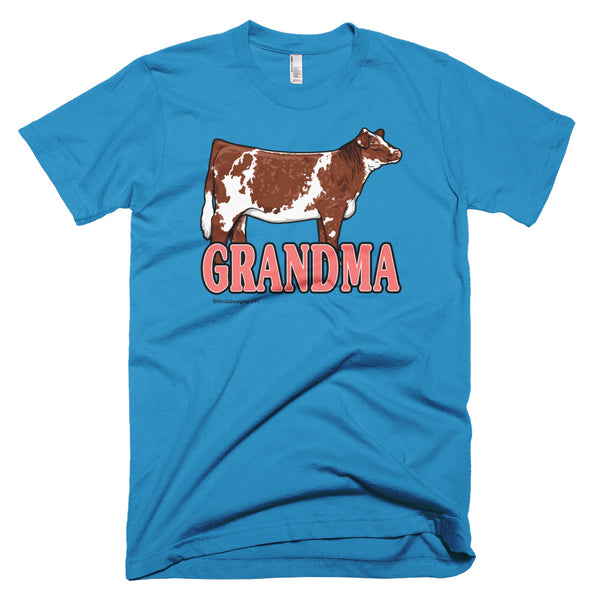 Shorthorn Heifer Short-Sleeve T-Shirt