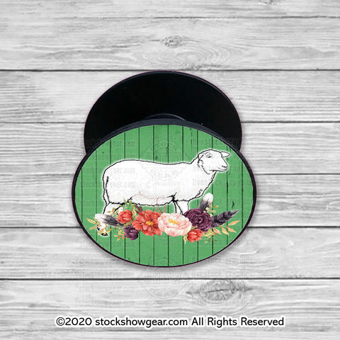 "Katahdin Sheep ""Pop Your Livestock"" Phone Holders - In Stock!"