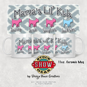 Shock Show Gear Kiddos Mug