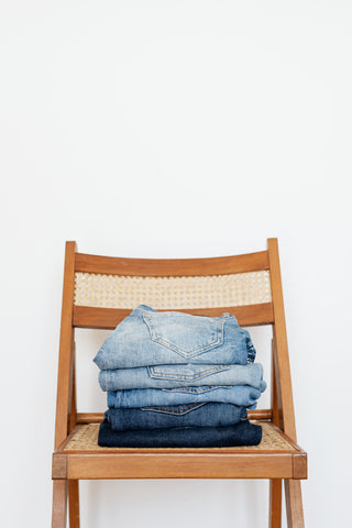 How To Find Jeans at a Thrift Store